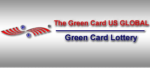 Green Card Lottery Application. Sorteo de visas. DV lottery entry form.